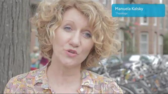 NPO Spirit interviewt Manuela Kalsky